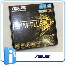 Placa base mATX H81 ASUS H81M-PLUS Socket 1150 con Accesorios