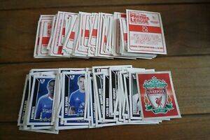 Topps Premier League 2011 Football Stickers no's 1-250 - Pick Your Stickers!