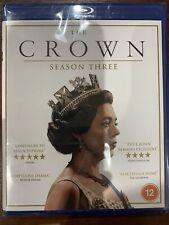 The Crown - Season 03 2020 Blu-ray