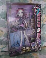 Mattel 2012 Monster High Catrine DeMew Scaris Doll! BRAND NEW IN BOX! RARE!