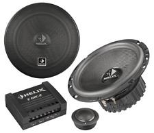 "HELIX E 62C.2 6.5"" 16.5cm 2 Way component car speakers 75w RMS - 1 PAIR"