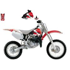 Honda CR80R 1996 1997 1998 1999 2000 2001 2002 Sticker Kit Graphics 2116E
