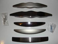 Poignées et crémones de porte boutons sans marque en acier