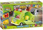 New COBI The Trash Pack Garbage Truck SET 06242 Block Brix Toy