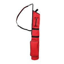 Orlimar Golf Sunday Bag - Red - New!
