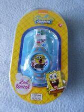 SpongeBob SquarePants Lcd Kids Watch ~ New ~ Battery Needed ~ Fast Shipping!