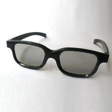 Unisex Passive Circular Polarized 3D Glasses Eyeglasses for DVD Movie Game TV