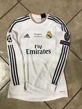 Spain Real Madrid Ronaldo CL Formotion Shirt Player Issue Jersey Match Unworn