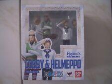 Figuarts Zero One Piece Cobby et Helmeppo 2011 Bandai