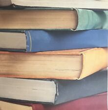 Paper House Productions Scrapbook Paper - Books School College Library