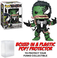 Funko POP! Marvel ~ VENOMIZED HULK (#366) VINYL FIGURE w/Protector Case