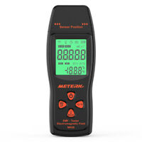 Meterk MK08 Mini EMF Meter Digital LCD Electromagnetic Radiation Tester Detector
