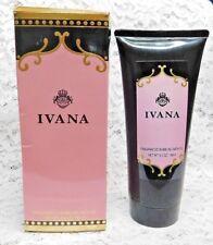 Vintage Ivana Fragranced Bubbling Bath Oil 6 oz / 180 ml Brand New