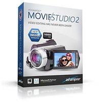 Ashampoo Movie Studio 2 deutsche Vollversion ESD Download 16,99 statt 49,99 !