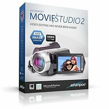 Ashampoo Movie Studio 2 deutsche Vollversion ESD Download 16,99 statt 49,99 !