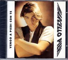"""MARCELLO PIERI  """"Vengo a piedi con te""""  CD 1991  F.C RARO"""
