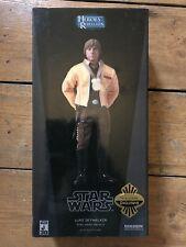 Sideshow héroes de la rebelión Luke Skywalker Exclusivo Rebel héroe: Yavin afssc 234