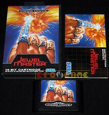 JEWEL MASTER MegaDrive MD Mega Drive Versione Europea PAL ••••• COMPLETO