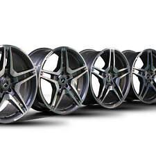 4x AMG 19 Zoll Mercedes Benz CLS 63 W218 E63 W212 S212 Alufelgen Felgen NEU