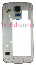 Carcasa Medio N Chasis Middle Frame Cover Bezel Back Samsung Galaxy S5 Neo