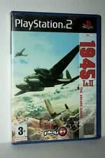 1945 I & II THE ARCADE GAMES GIOCO USATO SONY PS2 EDIZIONE ITALIANA GD1 41899