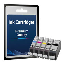5 Chipped Ink Cartridges for Canon iP4600 iP4700 MX860