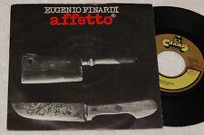 "FINARDI:7""-1°PRESS ITALY PROGRESSIVE 1977 TOP NM RARO"