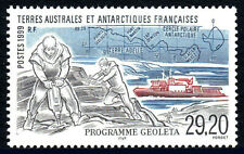 FSAT TAAF 256, MNH. Geoleta program. Map, Ship, 1999