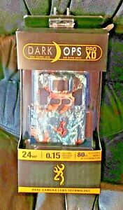 Brand New Browning BTC-6PXD Dark Ops Pro XD Dual Lens 24MP Trail Camera