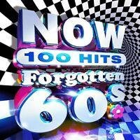 NOW 100 HITS FORGOTTEN 60'S 4-CD - Various (New Release 27/03/2020)