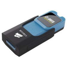 Pendrive 512gb Corsair Voyager slider X2 USB 3.0 azul