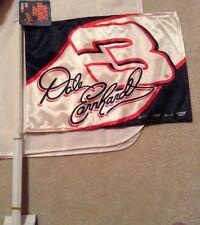 Dale Earnhardt Nascar Top Driver Flag