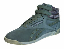 Reebok Women's 100% Leather Hi Top, Boots Trainers