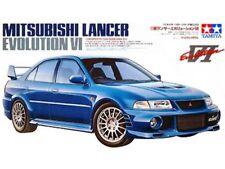 Tamiya 24213 1/24 Mitsubishi Lancer Evolution VI Car Model Kit