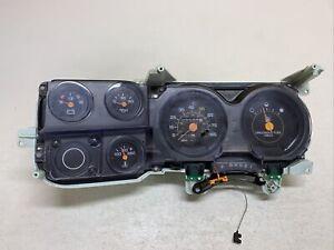 81-87 Chevy GMC Truck Blazer Cluster Speedometer Instrument Gauges OEM 17k Miles