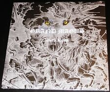 Grand Magus: Wolf's Return LP Vinyl Record 2014 Rise Above England RISELP60 NEW