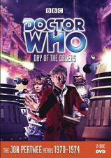 Doctor Who: Day of the Daleks [New Dvd] 2 Pack