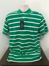 NWT Ralph Lauren POLO CLASSIC FIT rugby short SLEEVE SHIRT SZ M RETAILS AT $98
