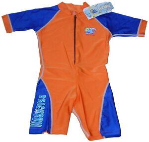 Kinder UV-Schutz-Anzug 50+ Badeanzug Sonnenschutzanzug Strandanzug Schwimmanzug