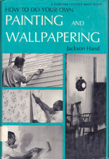 Painting and Wallpaper - How To Do Your Own, Sealing, Fill Cracks, Remove Paint