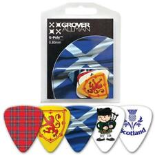 More details for scottish  style plectrums - collectors pack of five