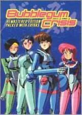 BUBBLEGUM CRISIS (Region 1 DVD,US Import,sealed.)