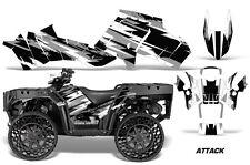 ATV Graphics Kit Decal Sticker Wrap For Polaris Sportsman WV850 14-15 ATTACK BLK