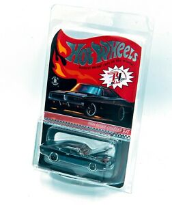 """Hot Wheels 2020 RLC Red Line Club '69 Dodge Charger R/T """"Hellephant""""#15112"""