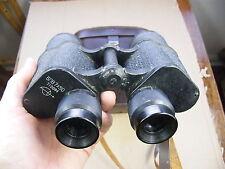 VINTAGE BINOCOLO RUSSO 7x50 militare dell'Oculare messa a fuoco... made in URSS.