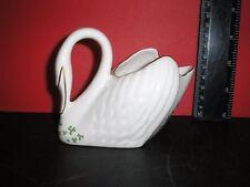Royal Tara Swan Vase Figurine Creamer