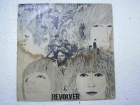 THE BEATLES REVOLVER PARLOPHONE STEREO YR PRINT DIFF RARE LP record INDIA EX