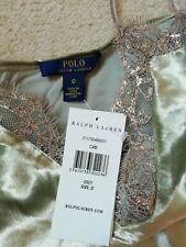Polo Ralph Lauren Beautiful Top Size 0 Brand New