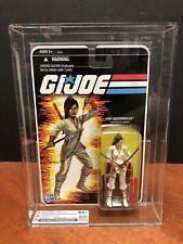 2012 GI Joe SDCC Kim Arashikage Ninja Intelligence Variant CAS 90+ Dela1639