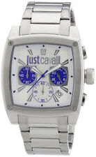 Just Cavalli Men's R727358300​2 Pulp Chronograp​h Luminous Stainless Steel Watch